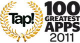 100 Greatest Apps 2011